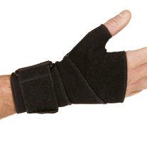 Thumb sleeve / wrist strap