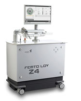 Ophtalmic refractive surgery laser / trolley-mounted / femtosecond