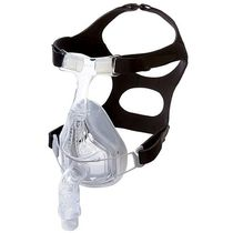 Artificial ventilation mask / facial / silicone