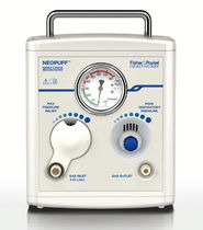 Emergency ventilator / transport / infant / CPAP