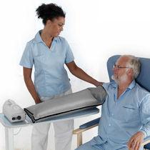 Electro-stimulator / arm pressure therapy unit / leg pressure therapy unit / tabletop