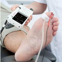 Pocket doppler / with heart rate monitor / with plethysmograph / TBI