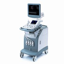 On-platform ultrasound system / for multipurpose ultrasound imaging / 3D/4D