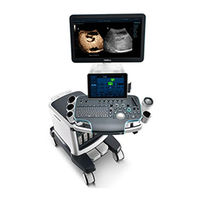 On-platform ultrasound system / for multipurpose ultrasound imaging / touchscreen / 3D/4D