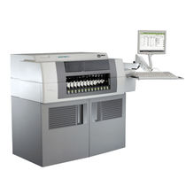 Automatic immunoassay analyzer / floor-standing / chemiluminescence