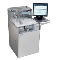 Automatic coagulation analyzer / compact / 14-channel