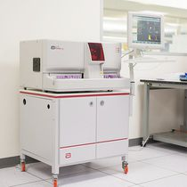 5 populations hematology analyzer / automatic / bench-top / with touchscreen