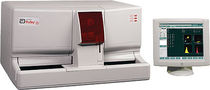 5 populations hematology analyzer / automatic / laser scattering / bench-top