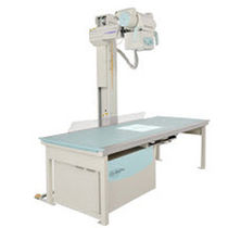 Radiography system radiography / analog / for multipurpose radiography / with table