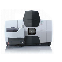 Atomic absorption spectrometer / double-beam / high-sensitivity