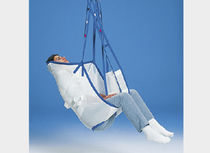 Patient lift sling / with head support / bariatric