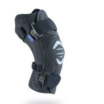 Knee orthosis / knee ligament stabilization / articulated / with patellar pad