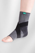 Ankle sleeve / ankle strap / with malleolar pad