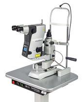 Ophthalmic laser / trabeculoplasty / iridotomy / capsulotomy