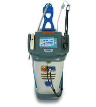 Dermatology laser / Nd:YAG / trolley-mounted