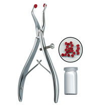 Orthodontic forceps / dental crown remover