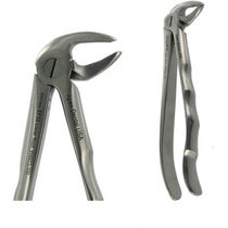 Tooth root extraction forceps / English pattern