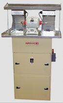 Polishing grinding unit