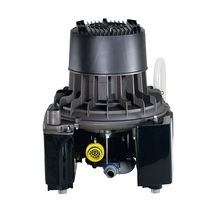 Dental vacuum pump / oil-free / 1-workstation