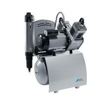Dental compressor / oil-free / 2-workstation