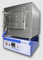 Preheating furnace / dental laboratory