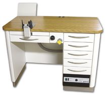 Dental laboratory workstation