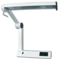 Dental laboratory lamp / table