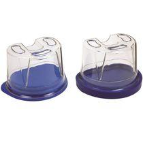 Duplicating dental flask / plastic