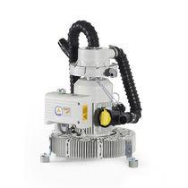 Liquid ring vacuum pump / dental / dry / 1-workstation