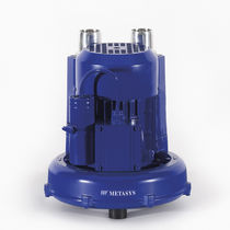 Dental vacuum pump / dry / 1-workstation