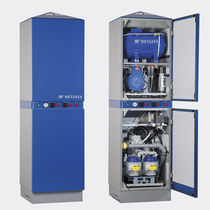 Dental air compression system / multi-post / modular