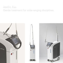 Dental laser / Er:YAG / trolley-mounted