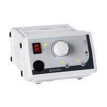 Dental micromotor control unit / electric / foot-operated