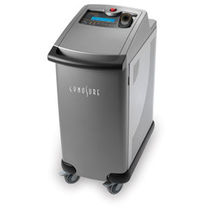 Dermatological laser / alexandrite / trolley-mounted