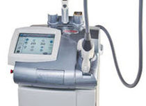 Hair removal laser / diode / trolley-mounted