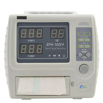 Twin fetal monitor