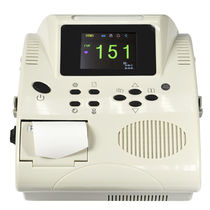 Fetal doppler / table / with heart rate monitor / with printer