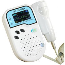 Fetal doppler / pocket / with heart rate monitor