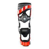 Knee orthosis / knee ligament stabilization / articulated