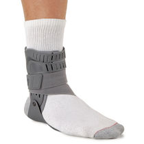 Ankle strap / ankle splint / articulated