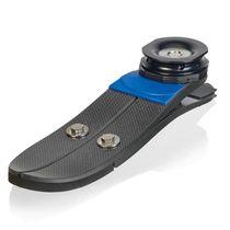 Shock absorption prosthetic foot / dynamic / K3 / K4