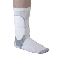 Ankle splint / inflatable