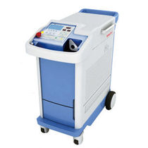 Surgical laser / lithotripsy / Ho:YAG / trolley-mounted