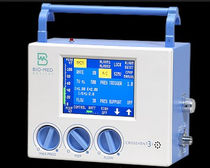 Electronic ventilator / resuscitation / transport / CPAP