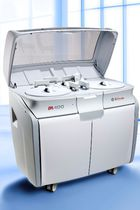 Automatic biochemistry analyzer / floor-standing / with immunoturbidimetry dosing