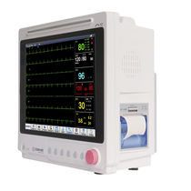 Intensive care patient monitor / ECG / TEMP / RESP