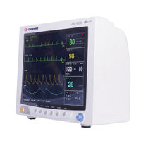 Multi-parameter TEMP monitor / NIBP / SpO2 / ECG