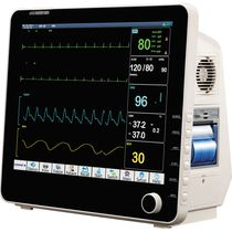 Intensive care multi-parameter monitor / SpO2 / ECG / TEMP