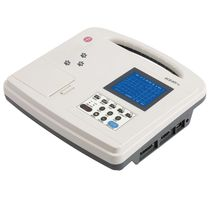 Resting veterinary electrocardiograph / digital / 1-channel / with printer