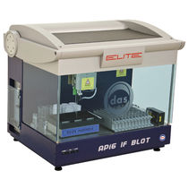 Blot transfer sample preparation system / IFA / automated / dilution